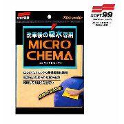 Toalha Anti-risco Micro Chema De Secagem 32x44cm Soft99