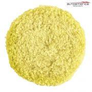 Boina Dupla Face Lã Amarela Refino 7,5 Autoamerica S. Macia