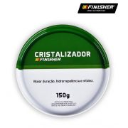 Cera Cristalizadora Finisher 150g Duração hidrorepelência