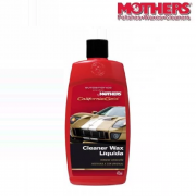 Cera De Carnauba Cleaner Wax Mothers Liquida - 473ml