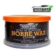 Cera Limpadora Wax Cleaner 350gr Cristalisadora Nobre Car