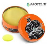 Cera Prot Wax Carnaúba Cristalizadora Protelim 100g proteção