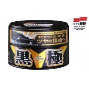 Cera Sintética Extreme Gloss Black & Dark Soft99 Cores Escuras