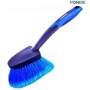 Escova curta para caixa e face de rodas Vonixx macia Detail