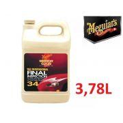 Inspeção Final Meguiars 3,78L M3401