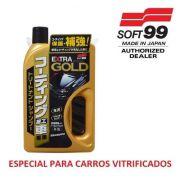 Kit c/ 02 Shampoo Gold Soft99
