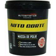 Kit c/ 10 Auto Corte Massa De Polir Autoamerica 1kg