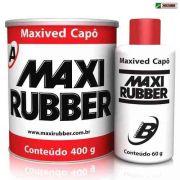 Kit c/ 48 Adesivo Kpo Maxived Capô Branca 400g Catalizador Maxi Rubber