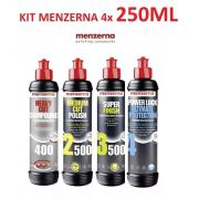 Kit Menzerna C/ Pf2500 Sf3500 Fg400 Power Lock Finish 250ml