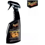 Limpador Hidratante Couro Spray Rich 450ml Meguiars G10916