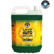 Shampoo Automotivo 1:400 Melon Concentrado 5L Neutro Easytech