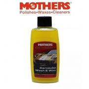 Shampoo com Cera Wash & Wax  Mothers 118ml
