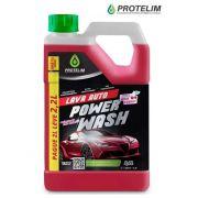 Shampoo Lava Auto Power Wash 1:400 Protelim 2,2 Litros Conc