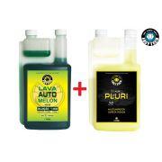 Shampoo Melon 1,2l  + Pluri Apc 1,2l Easytech