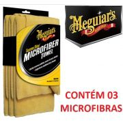TOALHA MICROFIBRA X2020 MEGUIARS SUPREME SHINE