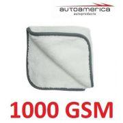 XX toalha 1000gsm Autoamerica + microfibra autoamerica