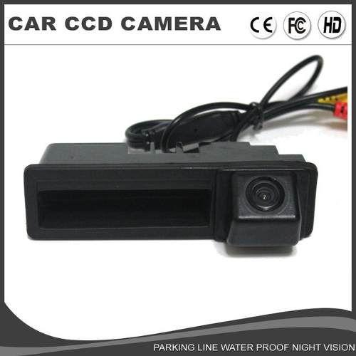Câmera Ré Audi Hd Maçaneta Mod. Original A3 / Q3 / Q5 / A4 / A5 / Tt