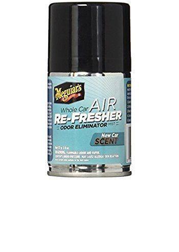 Limpa Ar Condicionado Meguiars Air Re Fresher Elimina Odores G16402