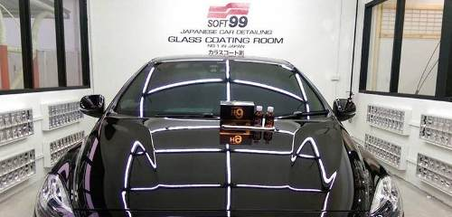 Vitrificador H9 Dual Layer Glass Coat 100ml Soft99 9h