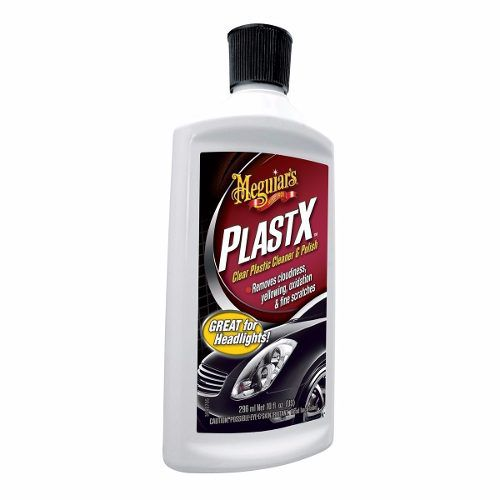Polidor De Plástico E Farol Plast X 296ml Meguiars G12310