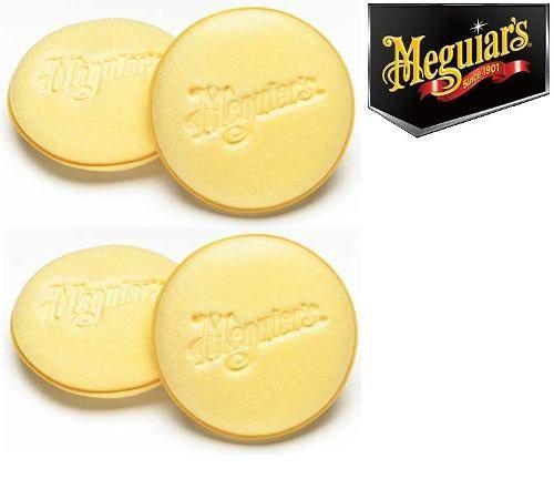 Aplicador De Espuma Macia Goldclass (4un) - W0004 - Meguiars