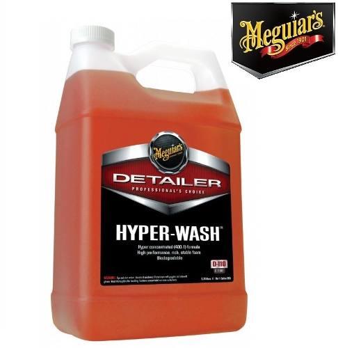 Shampoo Hyper Concentrado 3,78l D11001 Meguiars 400:1 Automo