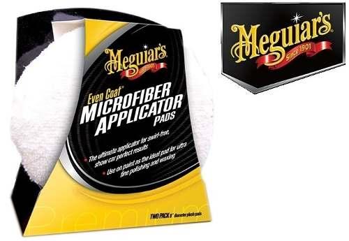 Aplicador De Microfibra Even Coat (2un) X3080 Meguiars