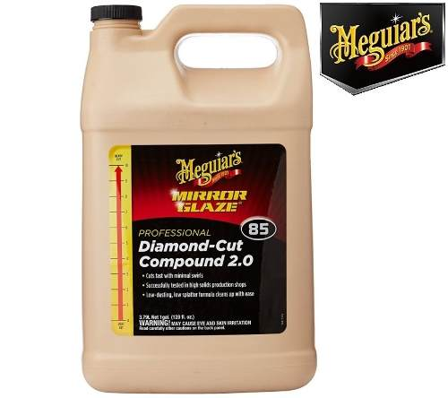 Corte De Diamante Meguiars 3,78l M8501 Diamond Cut Compound