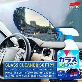Limpa Vidros Anti Embaçante Glass Cleaner 400ml Soft99