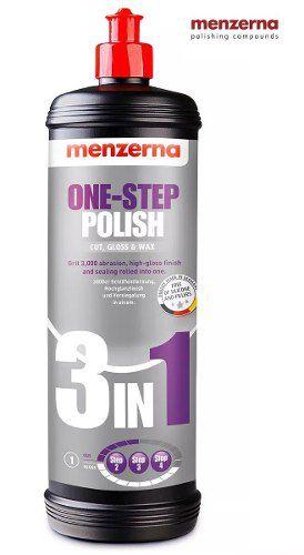 Menzerna One Step Polish 3 Em 1 (1 Litro)