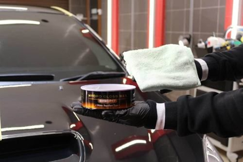 Cera Hydro Gloss Repelente P/ Carros Vitrificados Soft99