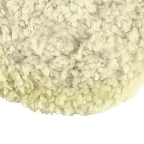 Boina Dupla Face Lã Branca Corte 7,5 Autoamerica Agressiva