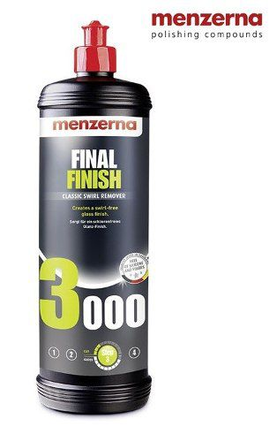 Menzerna Ff3000 Final Finish Super Lustrador De Polimento 1l