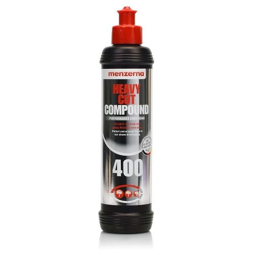 Menzerna Heavy Cut Compound 400 Fg400 250ml Polidor
