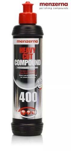 Kit Menzerna C/ Pf2500 Sf3500 Fg400 S Finish Compound 250ml