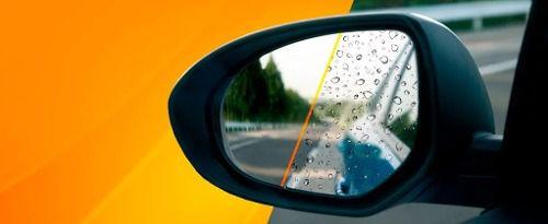 Repelente Água Glaco Mirror Coat Zero 40ml Soft99 Retrovisor