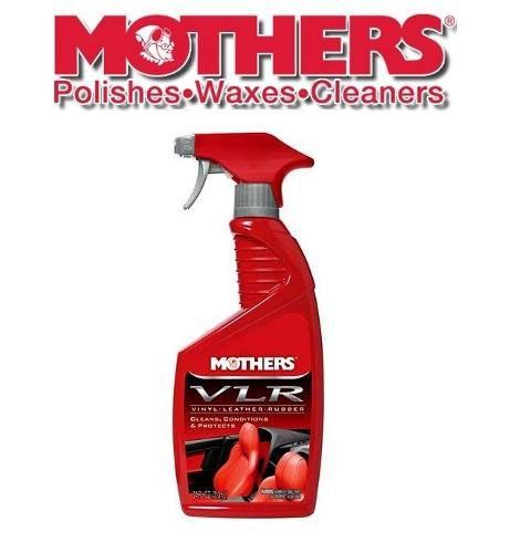 Mothers Vlr Limpa E Condiciona Couro Borracha Vinyl 710ml