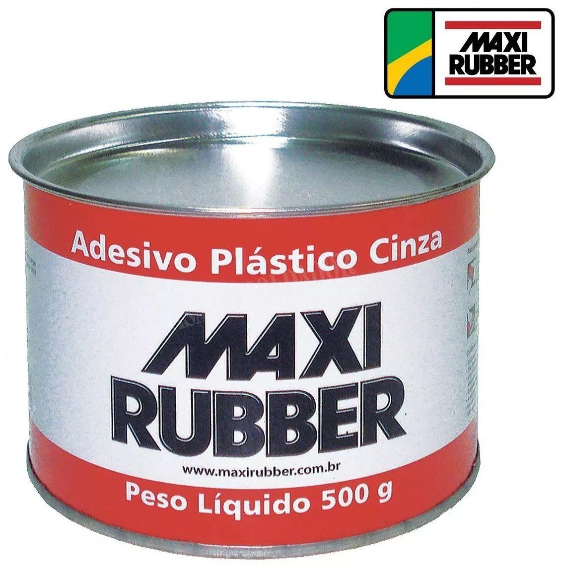 Adesivo Massa Plástica Automotiva 1mg034 Maxi Rubber