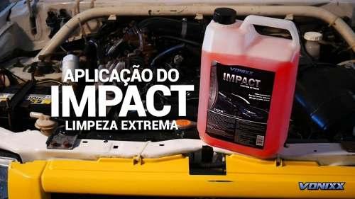 Apc Impact + Sintra 5l + Hidracouro + Higicouro Vonixx Couro