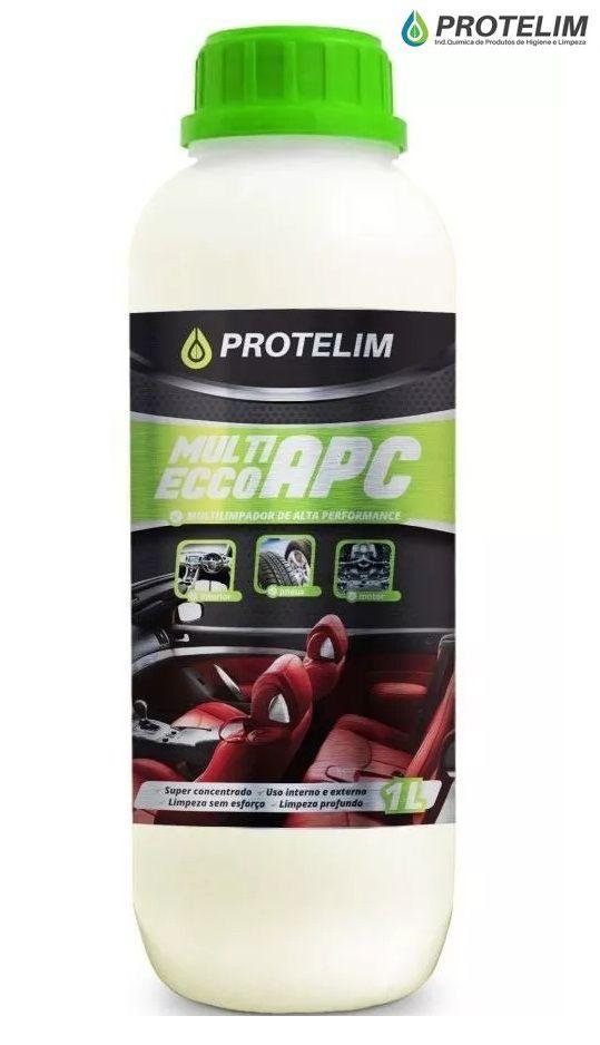 Apc Protelim Detalhamento Automotivo 1L ren. 1x50 Multi Ecco