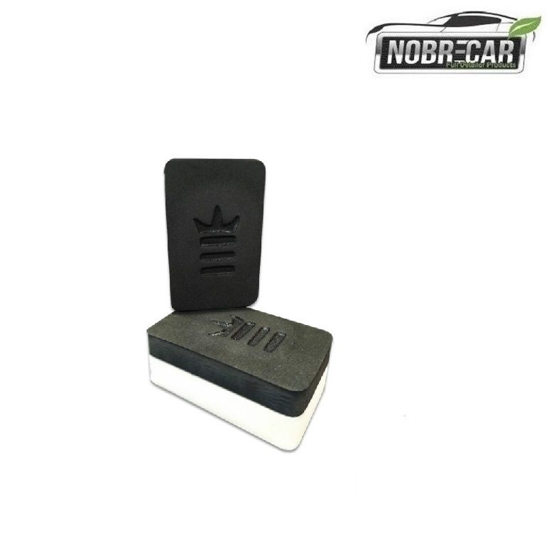Aplicador de Espuma Resistente a Solvente - 2 Unidades (Nobre Car)