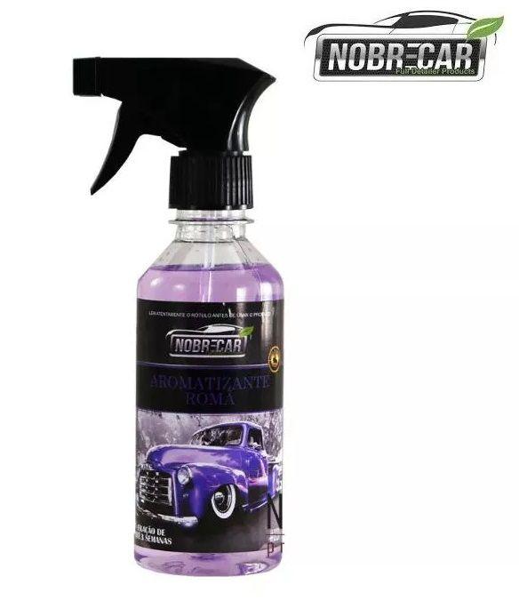 Aromatizante Perfume Odor Aroma Ambiente Romã 250ml Nobre Car