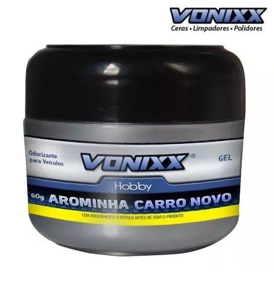 AROMINHA GEL CARRO NOVO 60G Vonixx