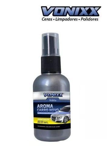 AROMINHA SPRAY CARRO NOVO 60ML Vonixx