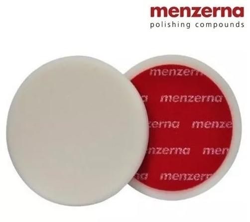 """Boina de Espuma Branca de Corte Menzerna 6"""" / 5"""" 150mm P150H"""