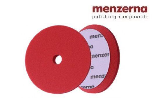 "Boina de espuma Heavy Cut Menzerna Vermelha Corte 6"" 150mm"