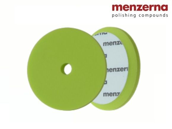 """Boina de espuma Soft Cut Menzerna Verde 6"""" 150mm Lustro"""