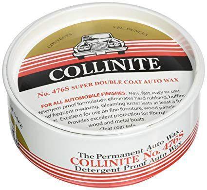 Cera Collinite 476s 9oz / 255g Até 8 Meses Proteção + aplicador + microfibra