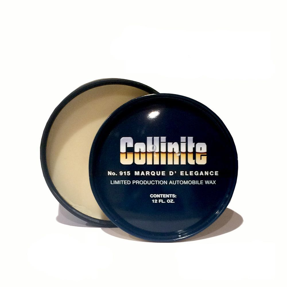 CERA COLLINITE 915 MARQUE D'ELEGANCE CARNAUBA PASTE WAX 340g