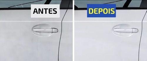 Cera Fusso Coat Soft99 Light Carros Cores Claras 200g Branca + Shampoo White Gloss Preenchedor Micro Riscos Soft99 Branco